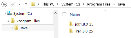install jdk 1.7 windows 10